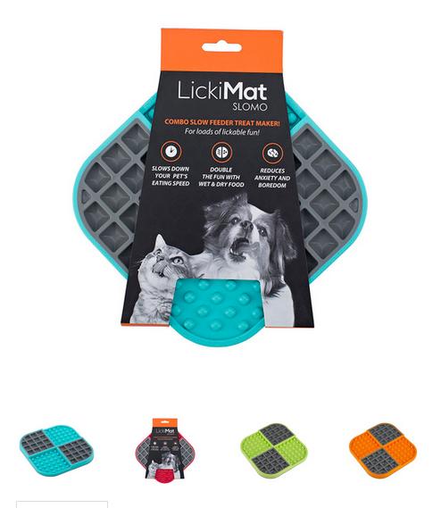 LickiMat Slomo for Dogs